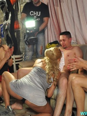 Orgy party pics of real amateur dude gets his ass - XXXonXXX - Pic 12