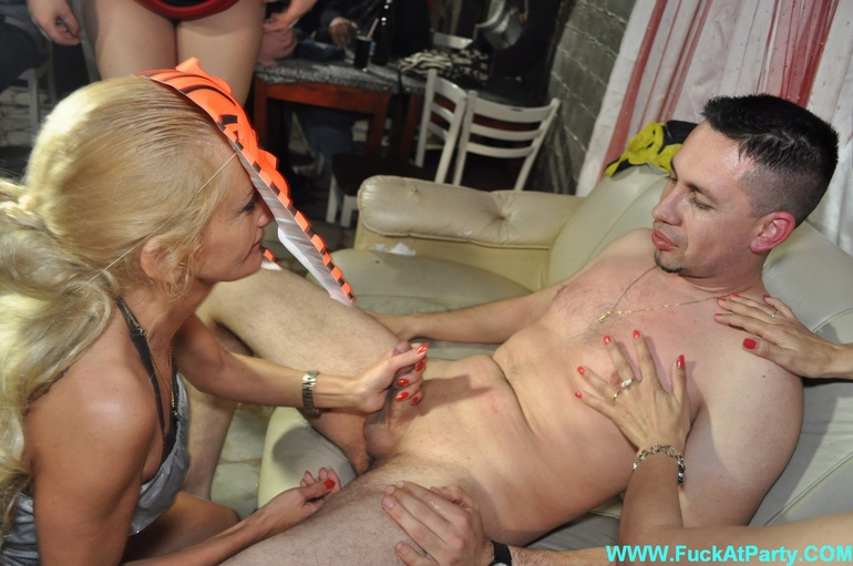 Adultmemberzone hardcore orgy gets out of control at the mad house 6