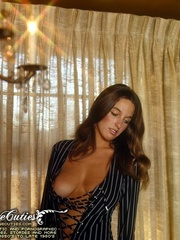 Busty women in hot poses for vintage porn - XXX Dessert - Picture 2