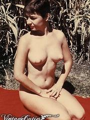 Vintage erotica shots of middle aged - XXX Dessert - Picture 2