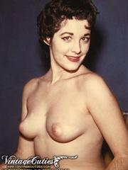 Vintage erotica shots of middle aged - XXX Dessert - Picture 3