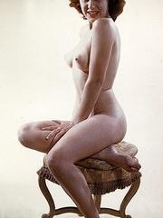 Vintage erotica shots of middle aged - XXX Dessert - Picture 5
