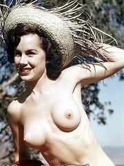 Vintage erotica shots of middle aged - XXX Dessert - Picture 6