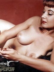 Vintage erotica shots of middle aged - XXX Dessert - Picture 9