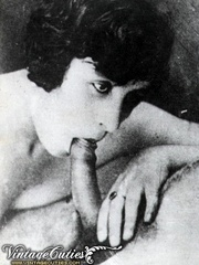 First vintage pornography movie ever made. - XXX Dessert - Picture 9