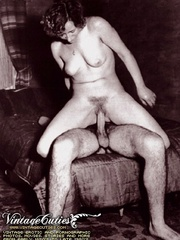 First vintage pornography movie ever made. - XXX Dessert - Picture 11