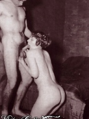 First vintage pornography movie ever made. - XXX Dessert - Picture 12