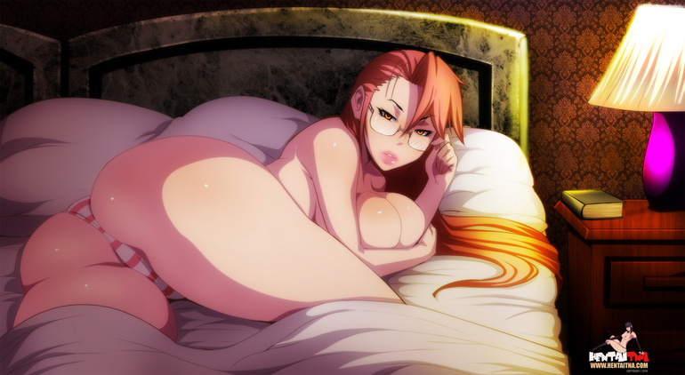 Hentai xxx pics of nasty manga girls in sexy lingerie - Picture 3