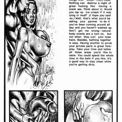 Heavy melons adult comics girl likes the feeling of - Picture 1