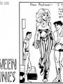 Cartoon sex hungry girls showing hteir - Picture 2