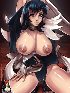 Hentai girls, fairies, aliens and witches, all love - Picture 1