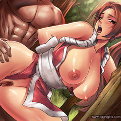 Amazing hentai pics of big tits toon bimbos enjoying - Picture 1