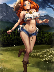 Xxx cartoon pics of lusty hentai cuties willingly - Picture 1