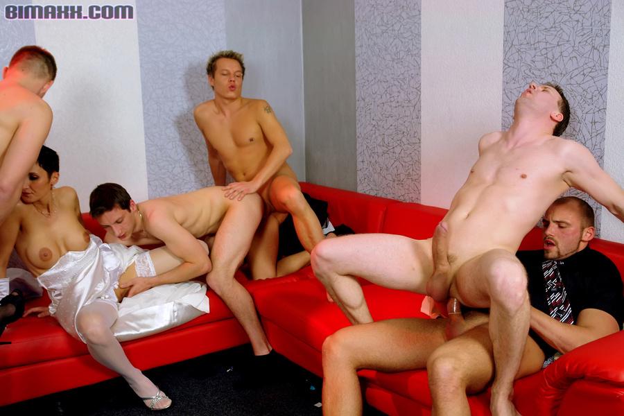Double dildo female ejaculation