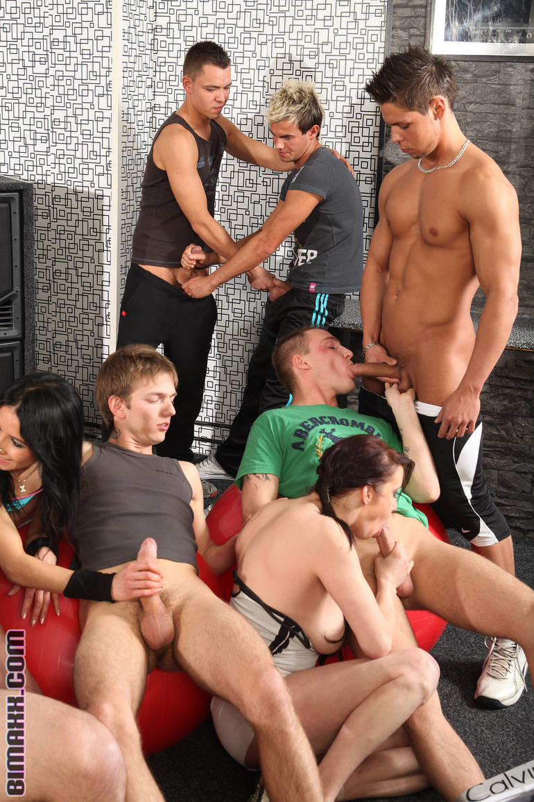 Nasty Mmf Group Of Hotties