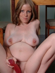 Well, she looks like a pregnant pussy - XXX Dessert - Picture 17