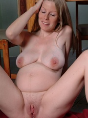 Well, she looks like a pregnant pussy - XXX Dessert - Picture 20