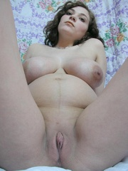 A beautiful, a bit plump love having solo - XXX Dessert - Picture 17