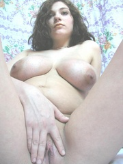 A beautiful, a bit plump love having solo - XXX Dessert - Picture 18