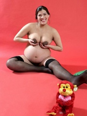 Pregancy porn soldier demolishing all the - XXX Dessert - Picture 19
