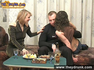 This bisex wife brought her girlfriend home for a threesome with her husband - XXXonXXX - Pic 9