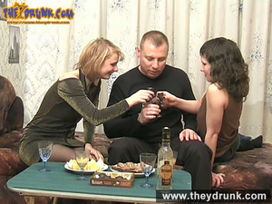 This bisex wife brought her girlfriend home for a threesome with her husband - XXXonXXX - Pic 10