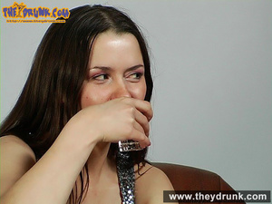 Daddy has a few drinks with his stepdaughter and they have oral sex - XXXonXXX - Pic 7