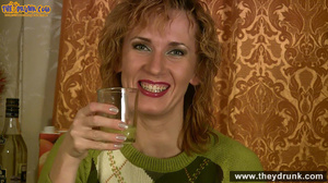 Easygoing mature woman gets naked during at christmastime - XXXonXXX - Pic 4