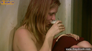 Full figured blond strips down for boy - XXXonXXX - Pic 16