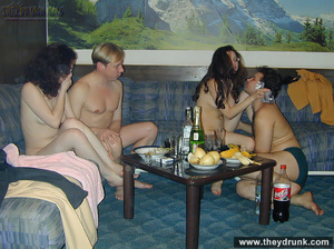 Hot swinger foursome, fucking, cock-riding, doggystyle - XXXonXXX - Pic 6