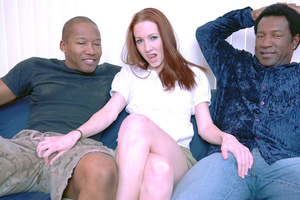 I wouldn't risk giving such Redhead Teen - XXX Dessert - Picture 1