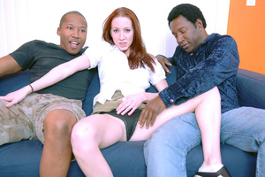 I wouldn't risk giving such Redhead Teen - XXX Dessert - Picture 2