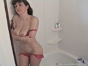 Did Pissing all she had before caressing twat with … - XXXonXXX - Pic 14