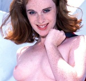 Nude redheads of young and middle age rock on the…