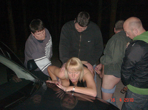 Cute ladies enjoying sex party with lots of boys at one run! - XXXonXXX - Pic 5