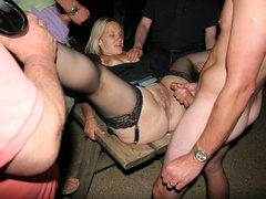 Getting their family jewels pounded by the whole - XXXonXXX - Pic 11