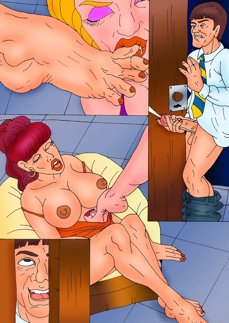 cartoon porn comics
