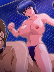 Sharp and brutal cartoon xxx lovers whipping and - Picture 5