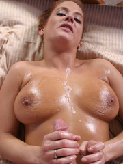 Makes it with her hands under all - XXX Dessert - Picture 14