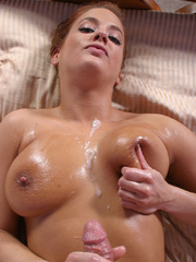 Makes it with her hands under all - XXX Dessert - Picture 15