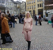 She is not to be shown in public places, coz nude&hellip;
