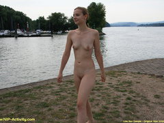 Some nude in public sauntering on - Sexy Women in Lingerie - Picture 5