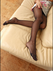 So what is she is a pantyhose porn - Sexy Women in Lingerie - Picture 11