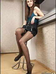 Ready to die for the sake of foot - Sexy Women in Lingerie - Picture 5