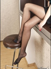 Ready to die for the sake of foot - Sexy Women in Lingerie - Picture 8