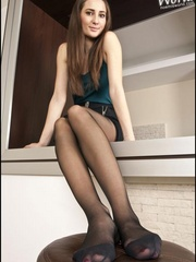 Ready to die for the sake of foot - Sexy Women in Lingerie - Picture 12