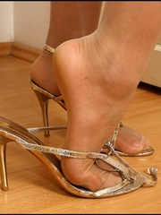 Seeing this pantyhose bondage? - Sexy Women in Lingerie - Picture 5