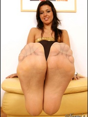 Seeing this pantyhose bondage? - Sexy Women in Lingerie - Picture 14