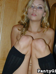 Nicole may be young and beautiful, - Sexy Women in Lingerie - Picture 15