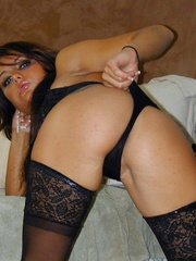 This chick is any guy`s dream come - Sexy Women in Lingerie - Picture 5